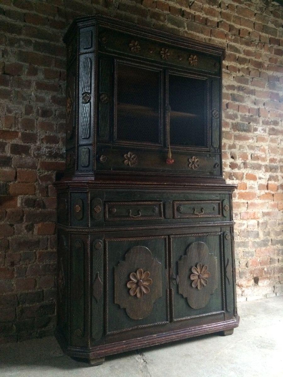 Antiker Schrank 1870er Bei Pamono Kaufen