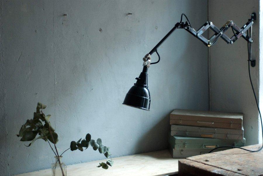 Modell scheren lampe von curt fischer für midgard er bei