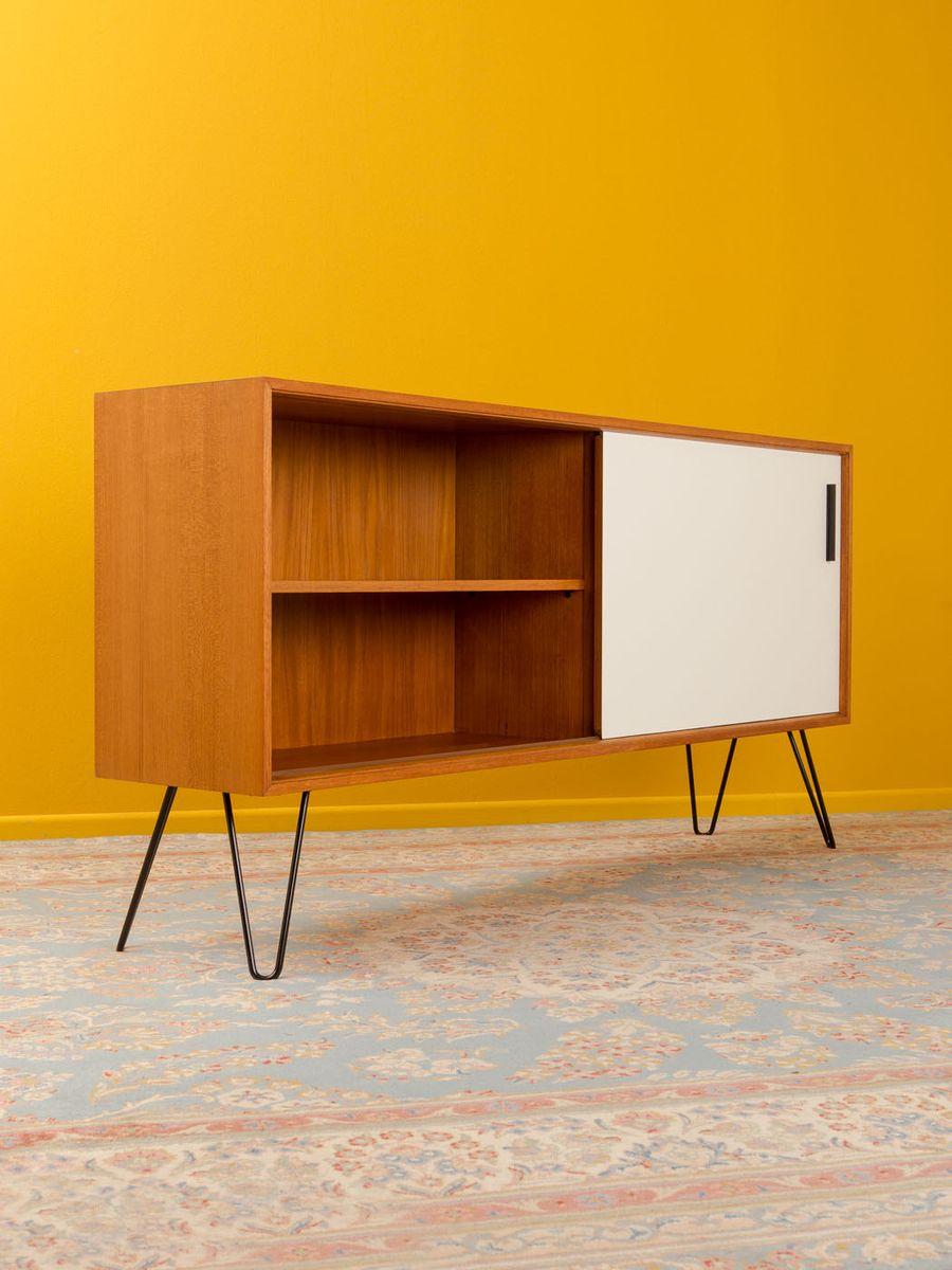 Sideboard mit Teak Furnier, 1960er