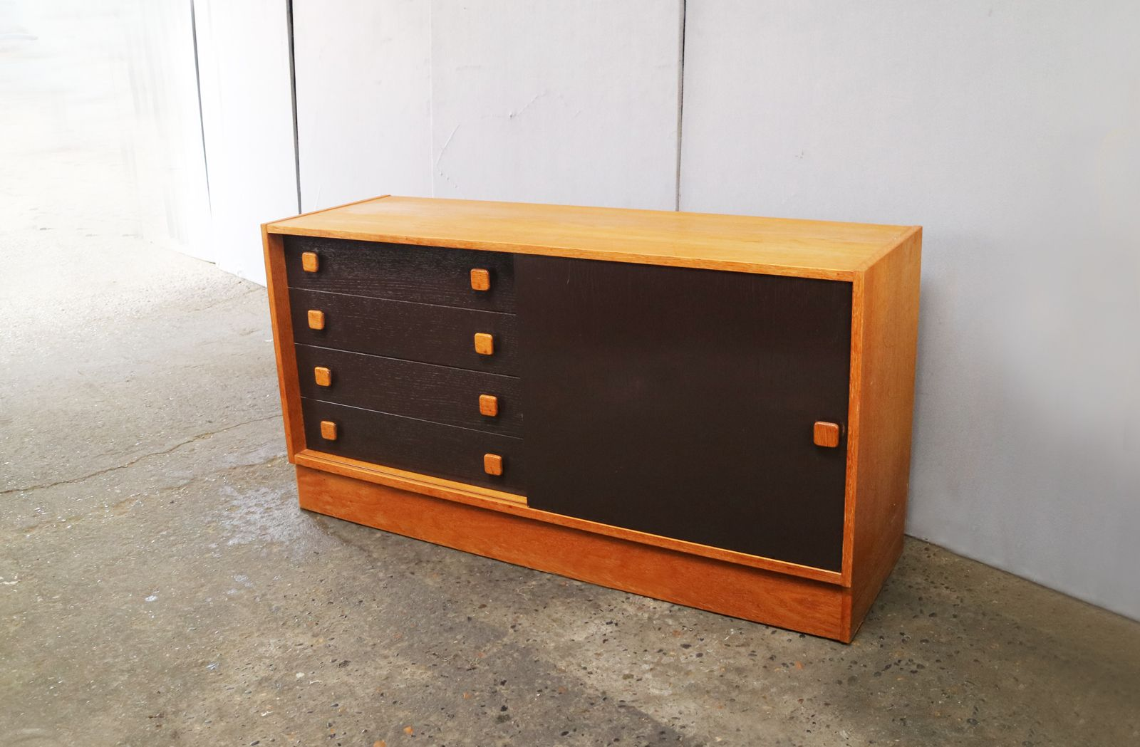 Danish Teak Credenza : Danish teak credenza from domino mobler s for sale at pamono