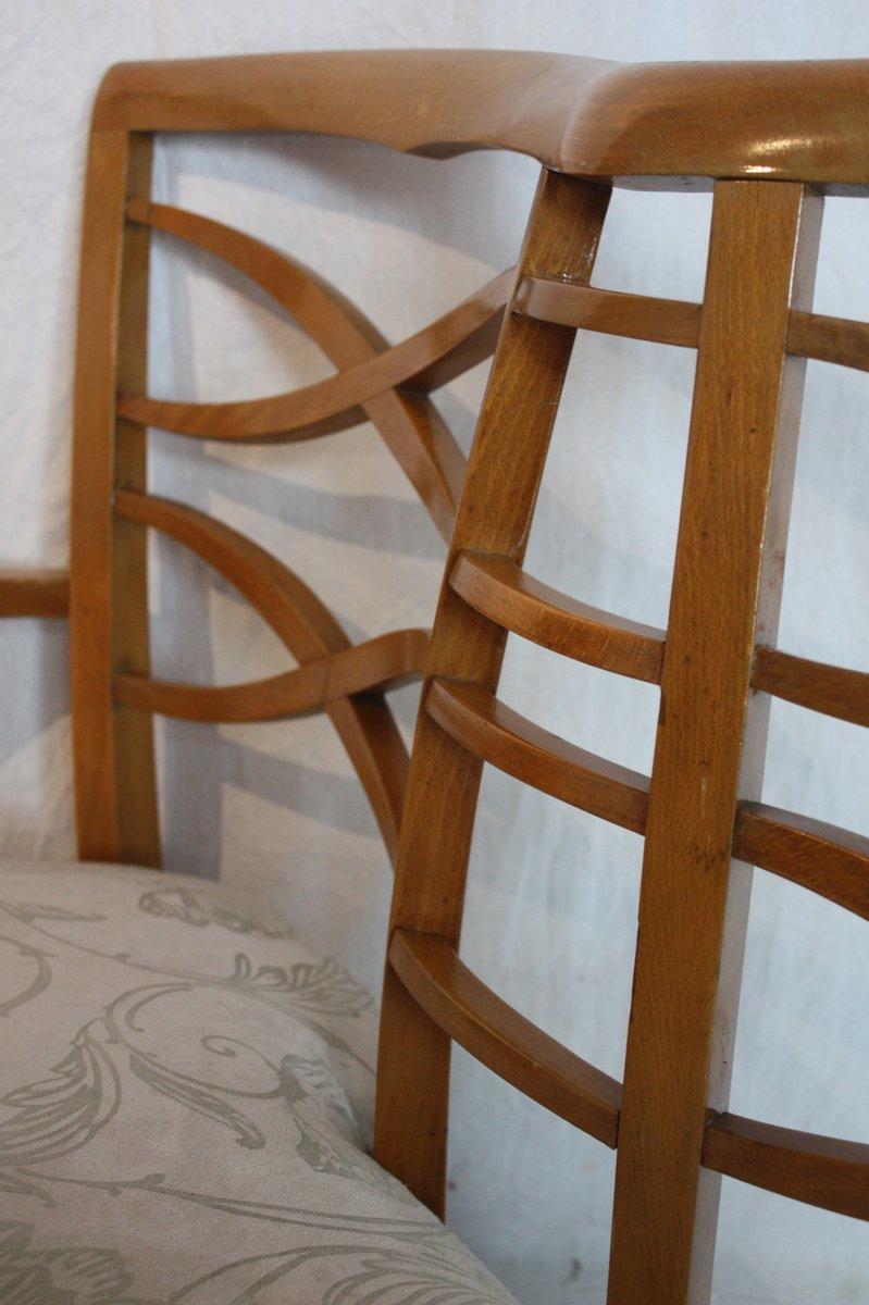 canap art d co 1930s en vente sur pamono. Black Bedroom Furniture Sets. Home Design Ideas