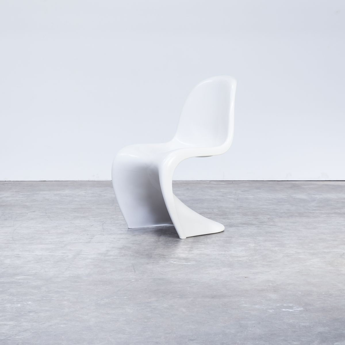 Panton Chair By Verner Panton For Herman Miller, 1978