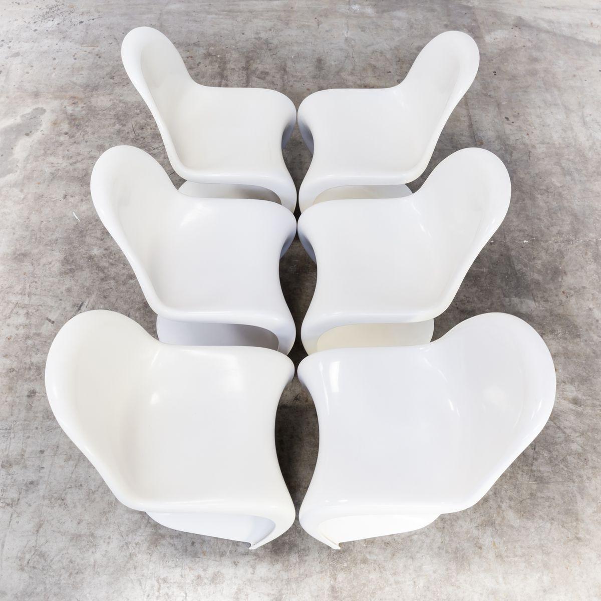 panton chair von verner panton f r herman miller 1978 bei pamono kaufen. Black Bedroom Furniture Sets. Home Design Ideas