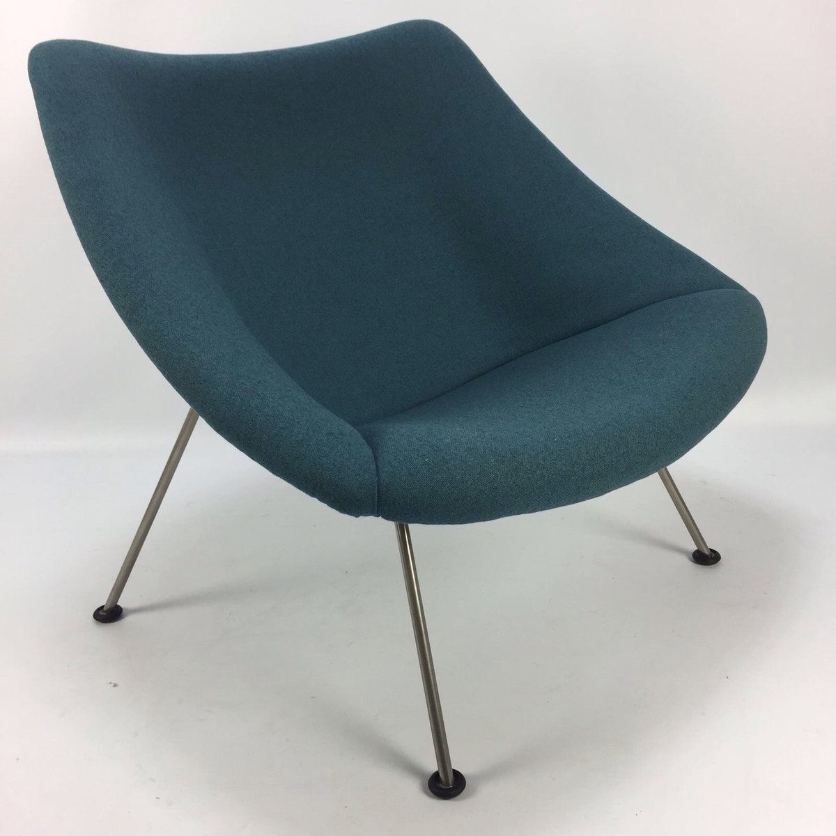 chaise oyster par pierre paulin pour artifort 1965 en vente sur pamono. Black Bedroom Furniture Sets. Home Design Ideas