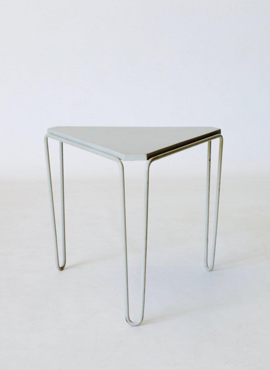 Stolwijk Tisch von Hein Stolle für ´t Spectrum, 1950er