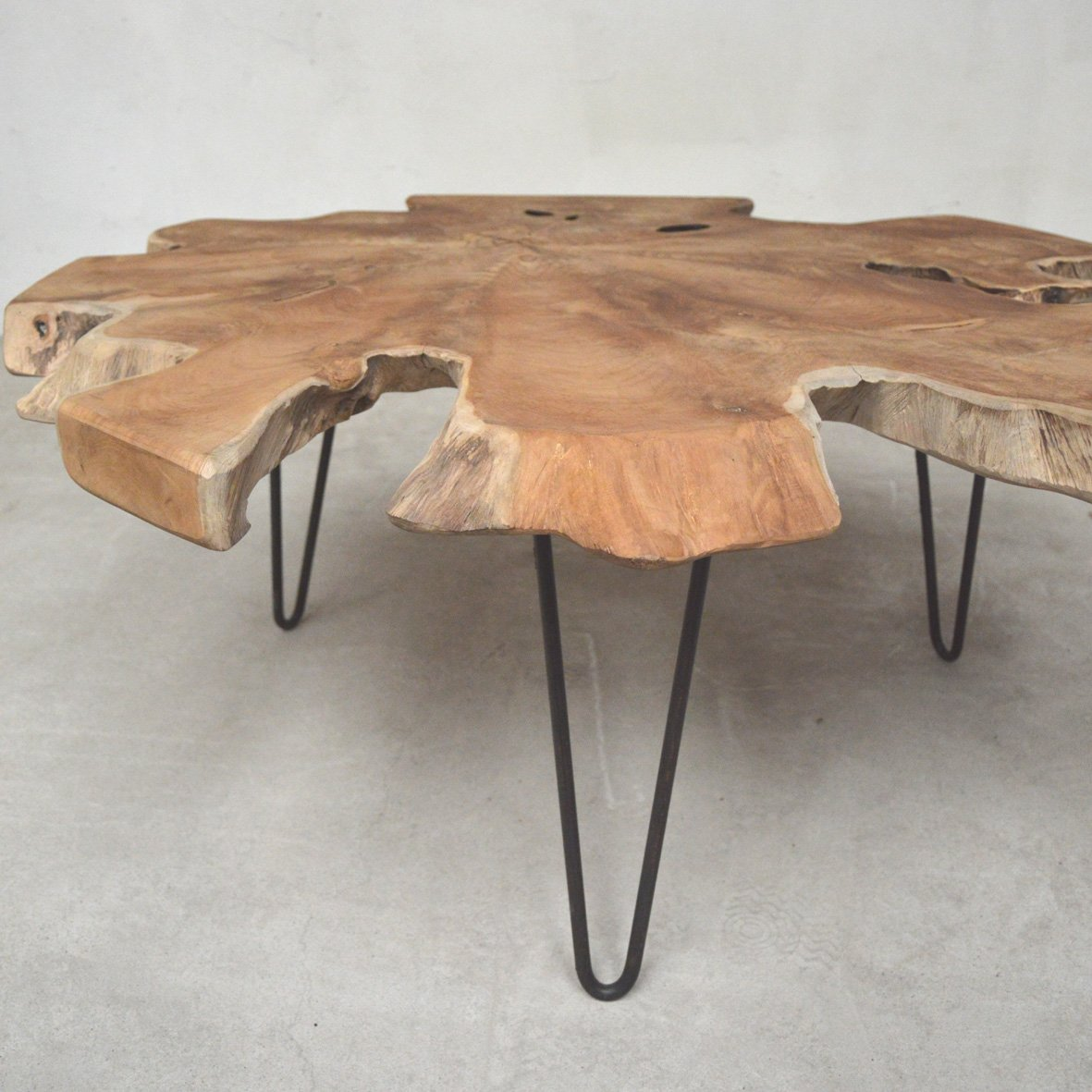 Vintage Teak Coffee Tables: Vintage Teak Coffee Table For Sale At Pamono