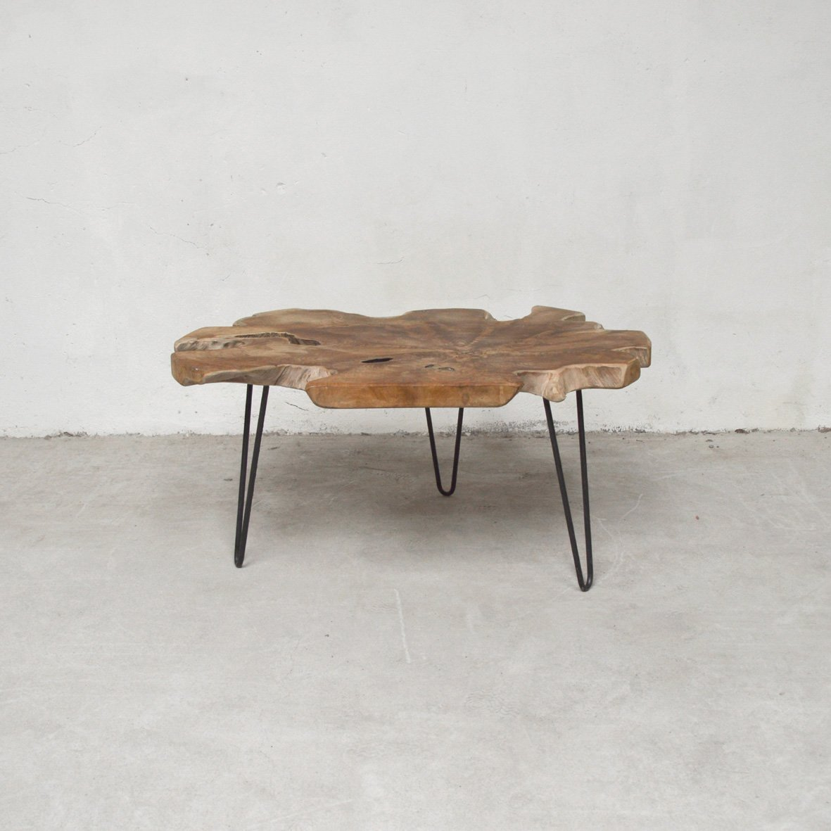 Old Teak Coffee Table: Vintage Teak Coffee Table For Sale At Pamono