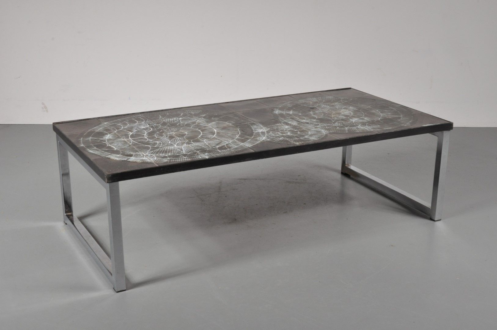 Ceramic Coffee Table From Belarti 1960s For Sale At Pamono