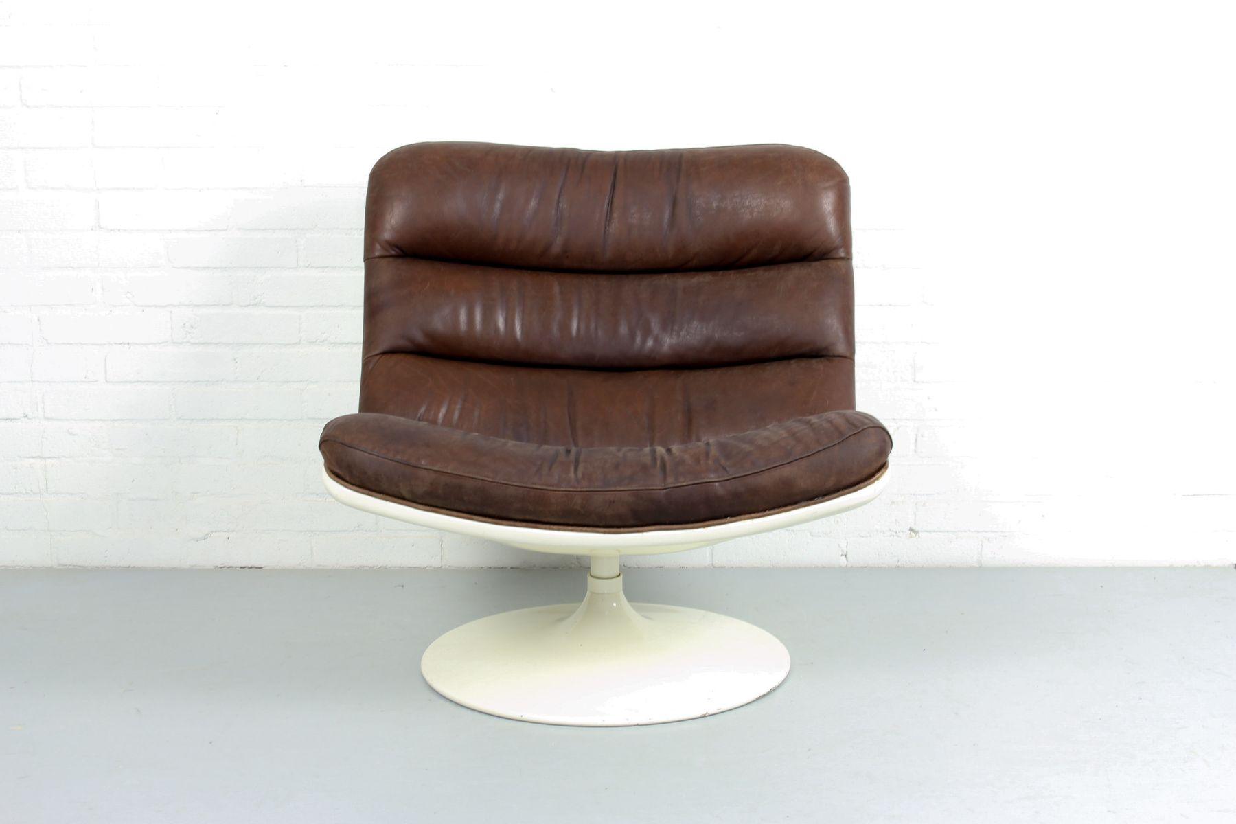 F976 Sessel von Geoffrey Harcourt für Artifort, 1968