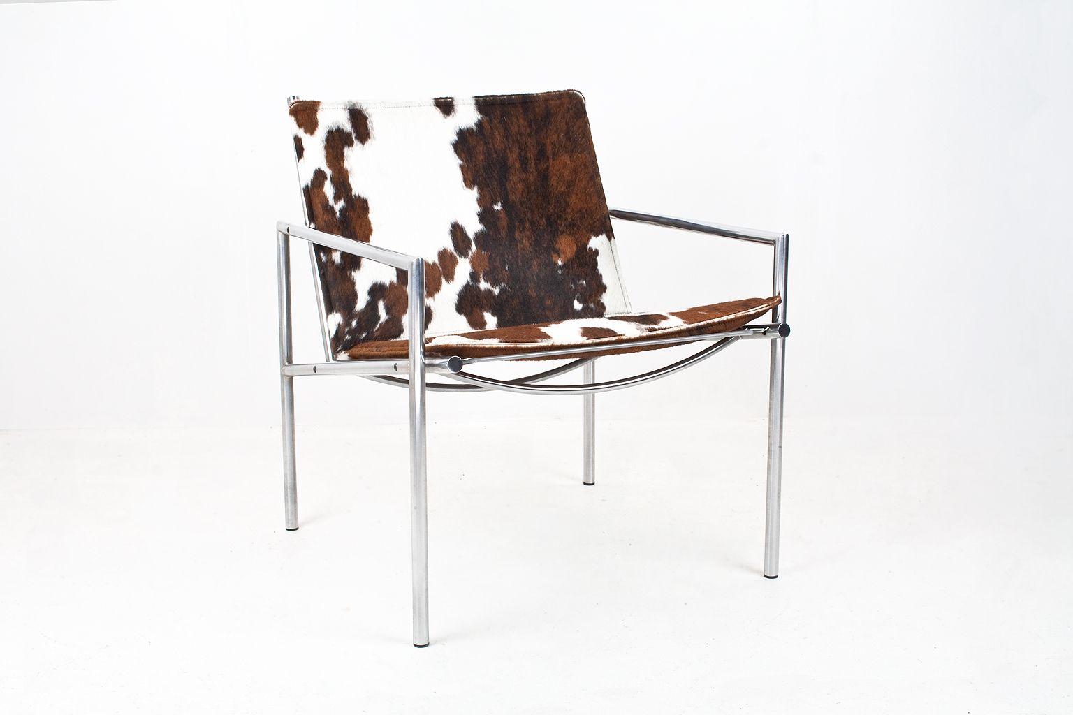 Modell SZ03 Armlehnstuhl von Martin Visser für ´t Spectrum, 1968