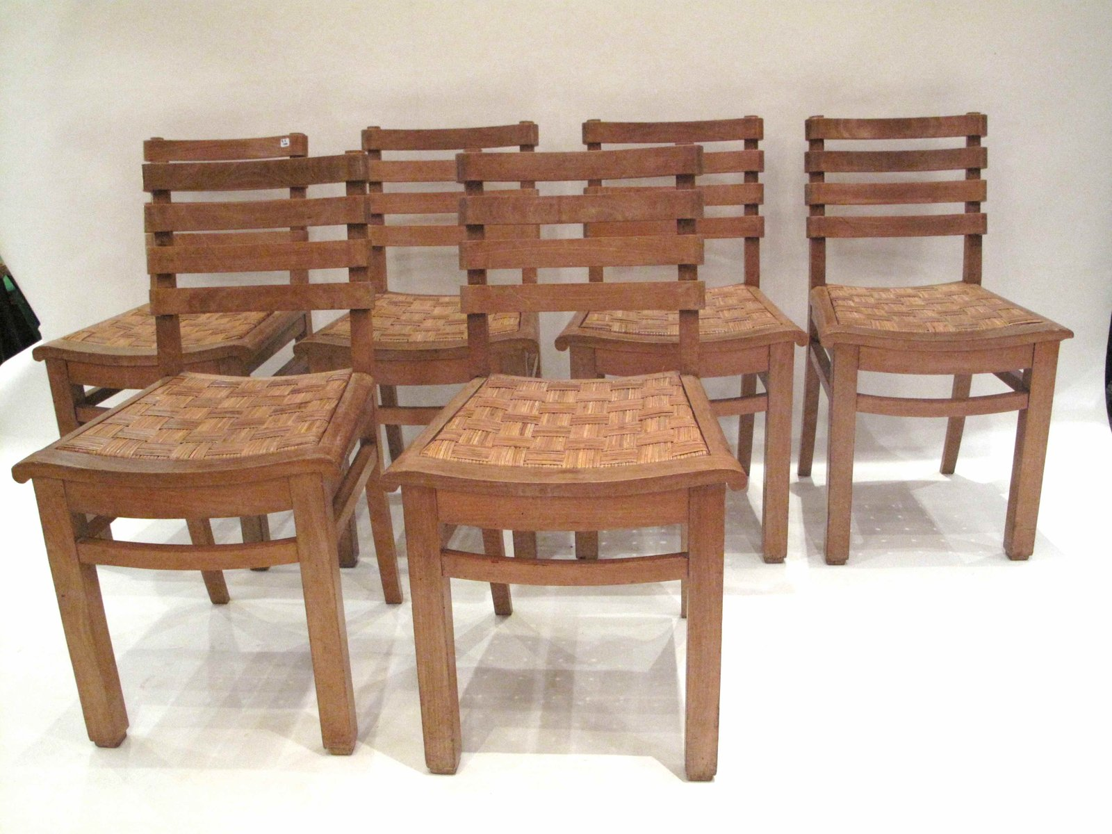 Dining Chairs 1940s Set Of 6 For Sale At Pamono