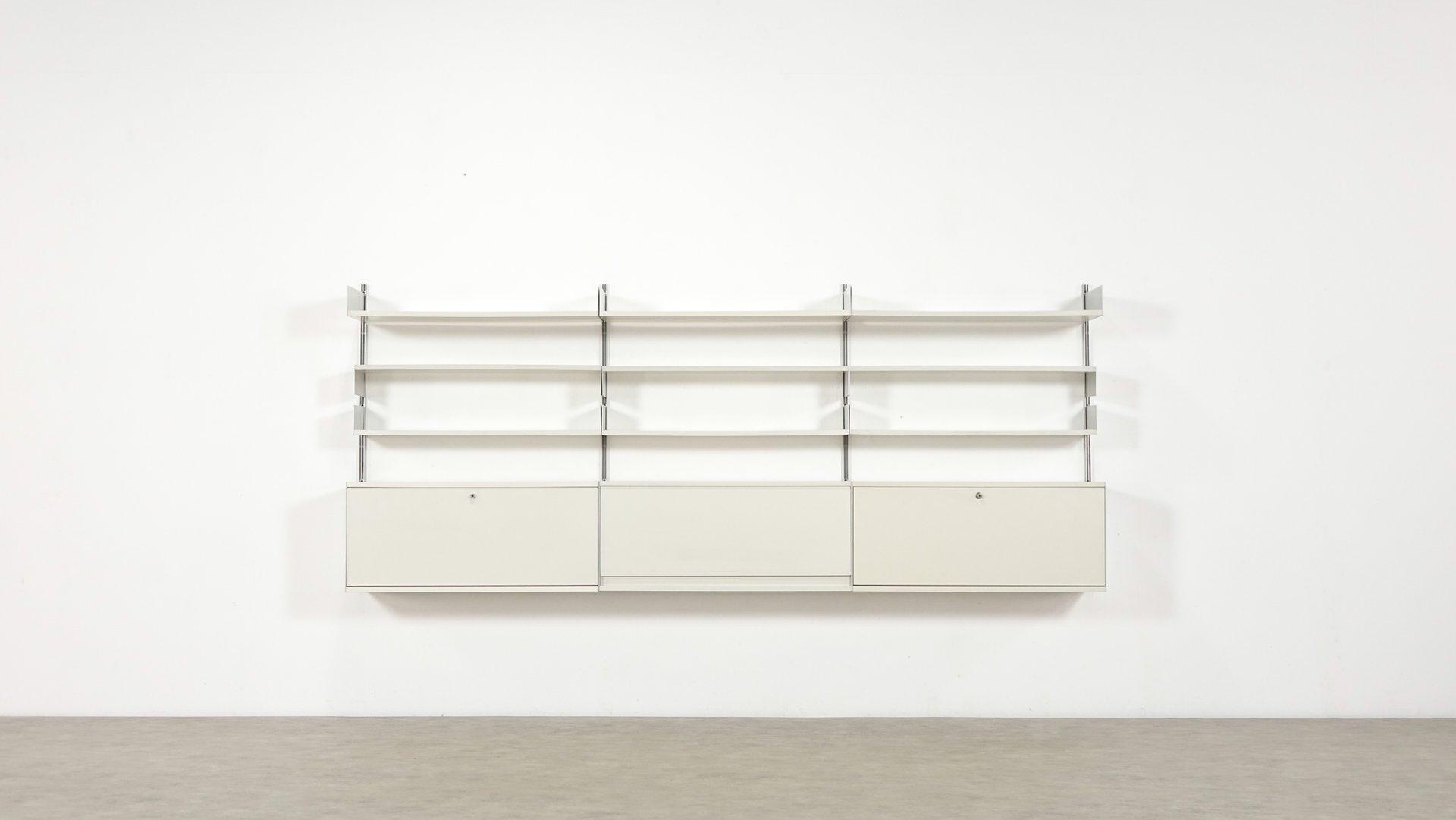 vintage 606 regal system von dieter rams f r vitsoe bei pamono kaufen. Black Bedroom Furniture Sets. Home Design Ideas