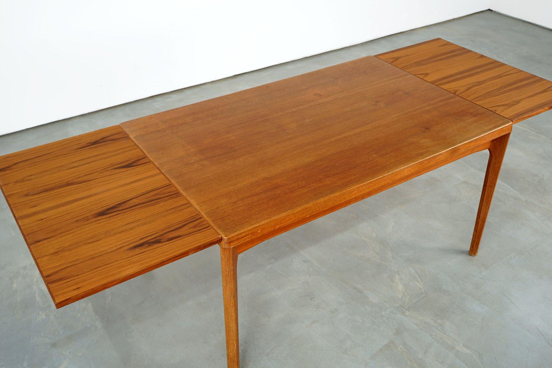 grande table de salle 224 manger par henning kjaernulf pour