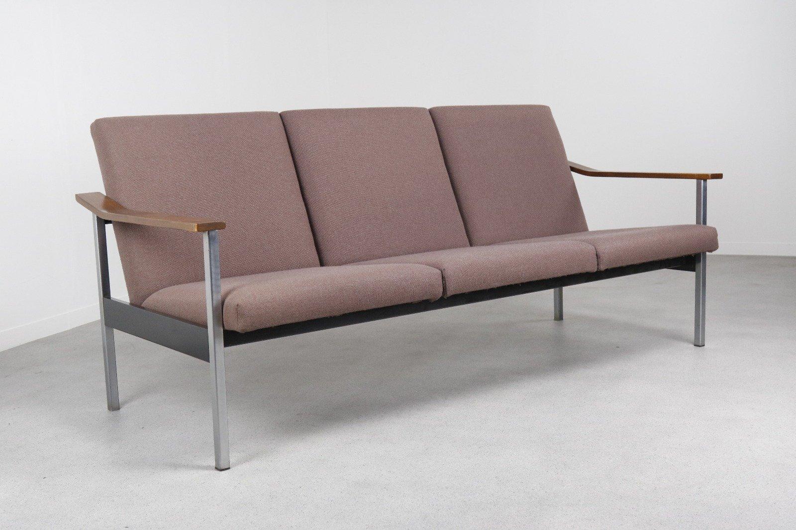 1733 3-Sitzer Sofa von Coen de Vries für Gispen, 1960er