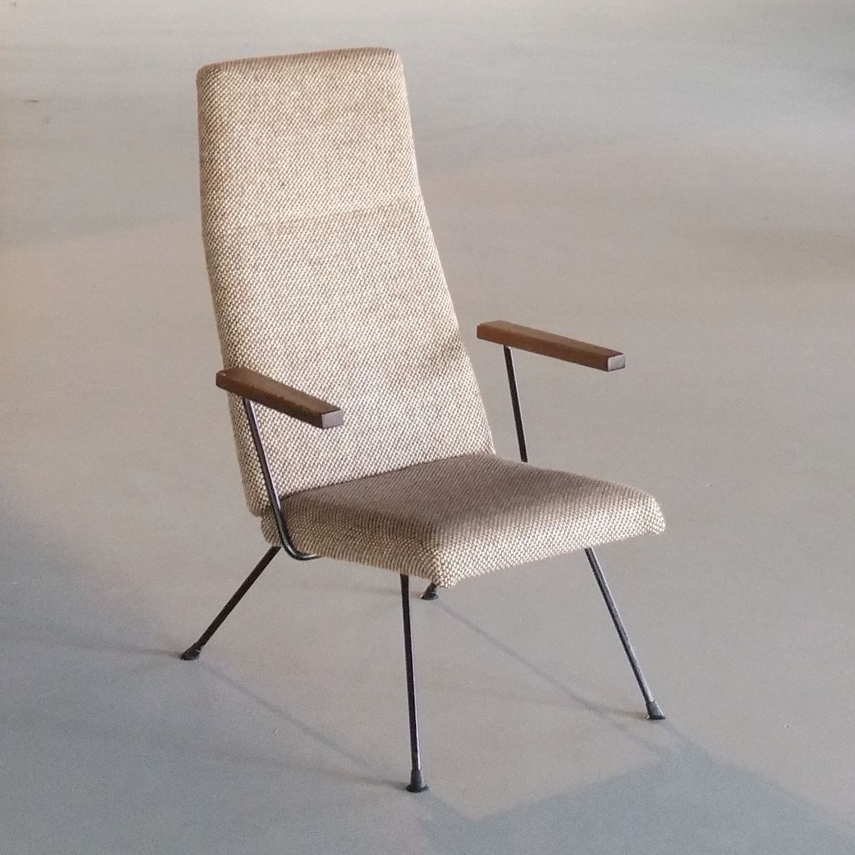 Sessel 1410 von André Cordemeyer für Gispen, 1950er