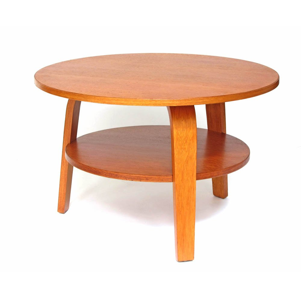 MidCentury Oak Coffee Table By Cees Braakman For Pastoe For Sale At - Mid century oak coffee table