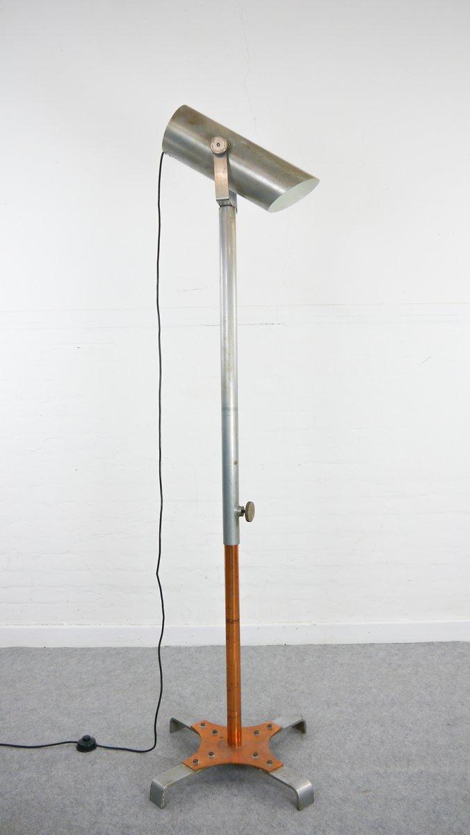 Unglaublich Stehlampe Kupfer Sammlung Von Trielle Vintage Aus In Grau