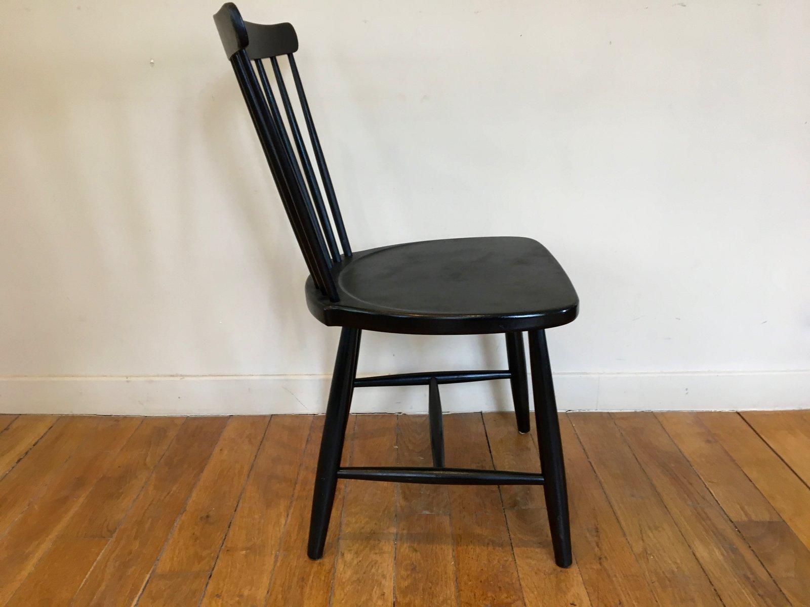 skandinavische haga 210 st hle von sven erik fryklund f r hagafors 1950er 4er set bei pamono. Black Bedroom Furniture Sets. Home Design Ideas