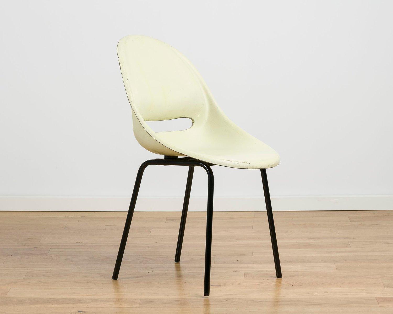 industrielle st hle 1970er 4er set bei pamono kaufen. Black Bedroom Furniture Sets. Home Design Ideas