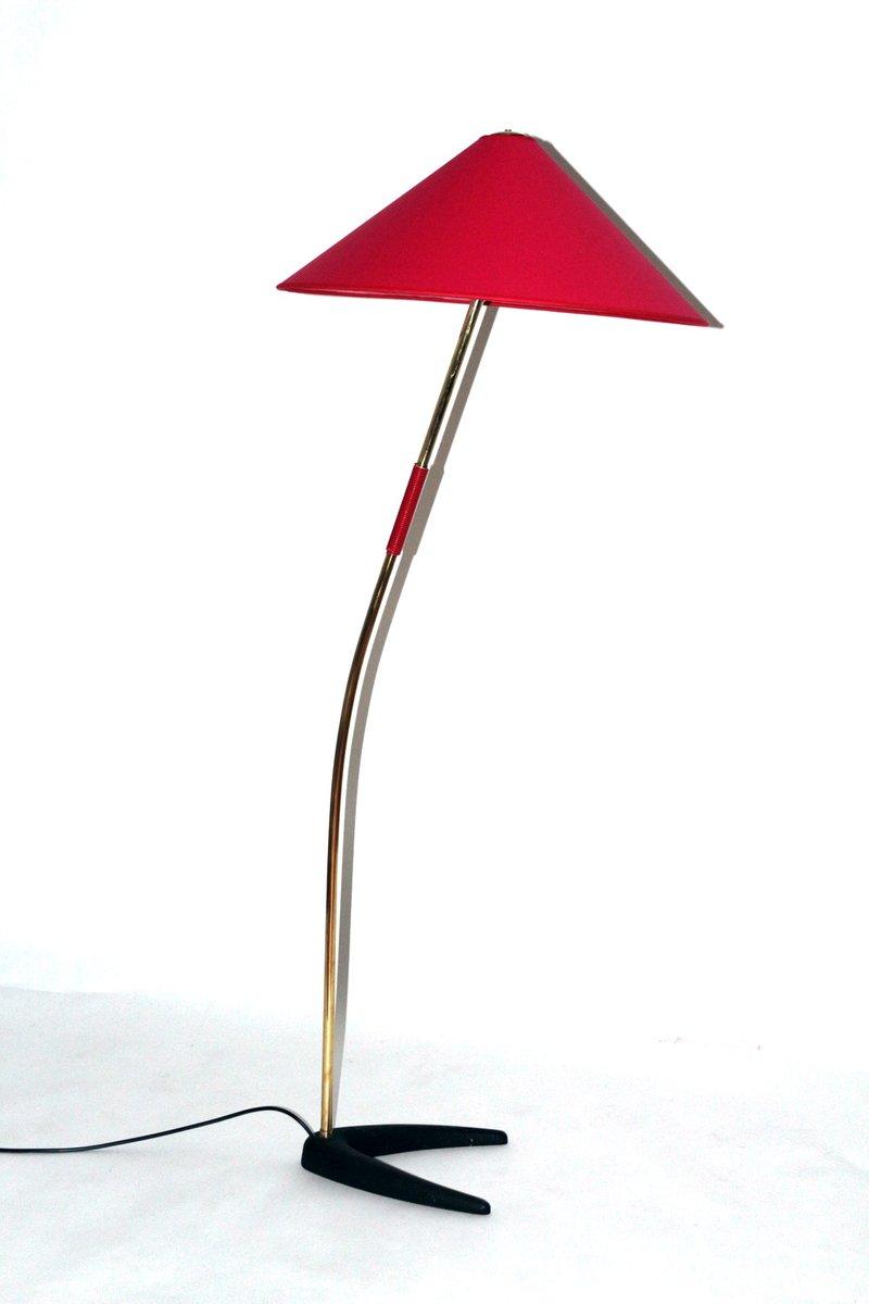 Stehlampe von Kalmar, 1950er
