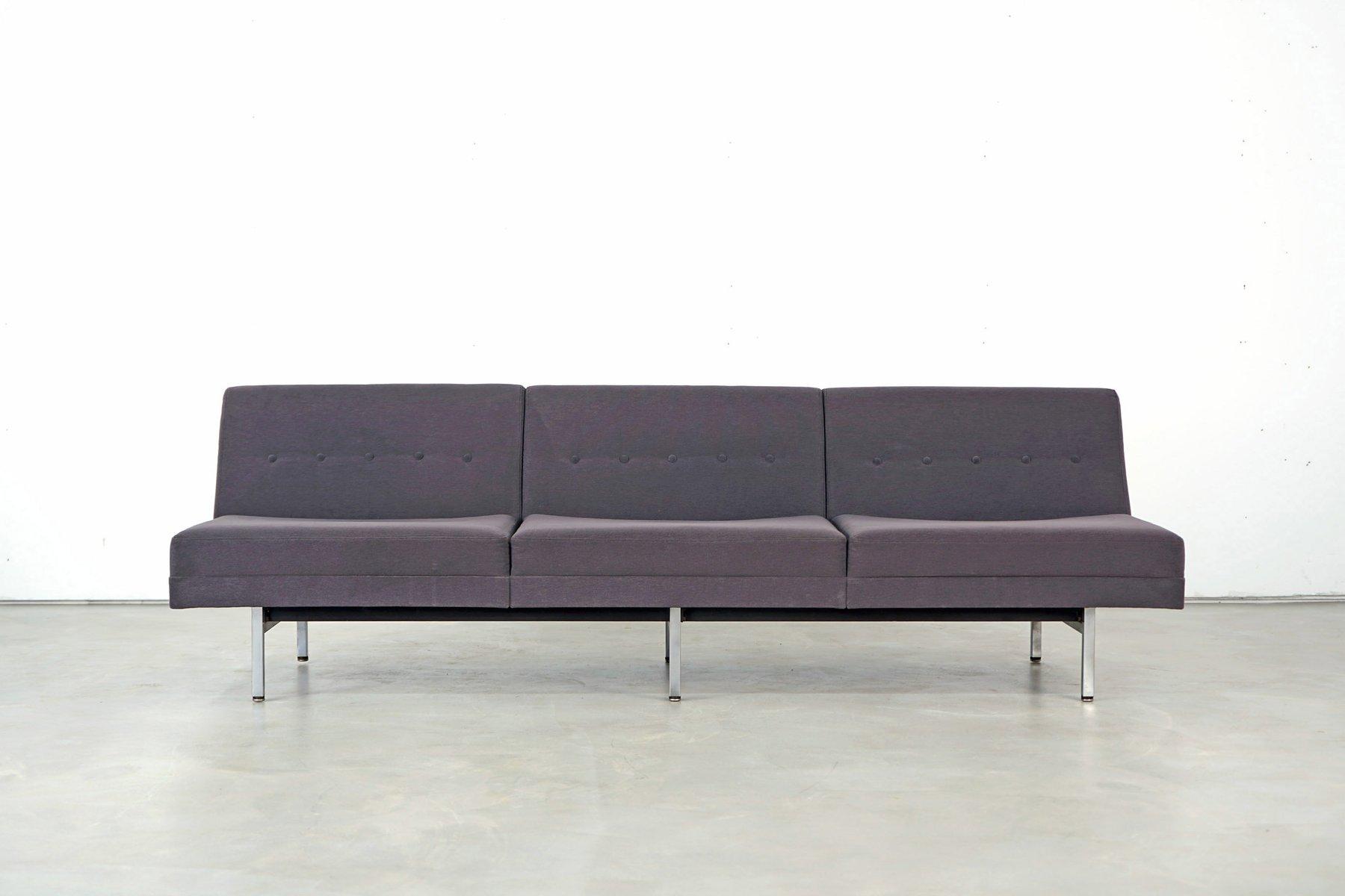 3-Sitzer Sofa aus Modular Seating Serie von George Nelson für Herman M...