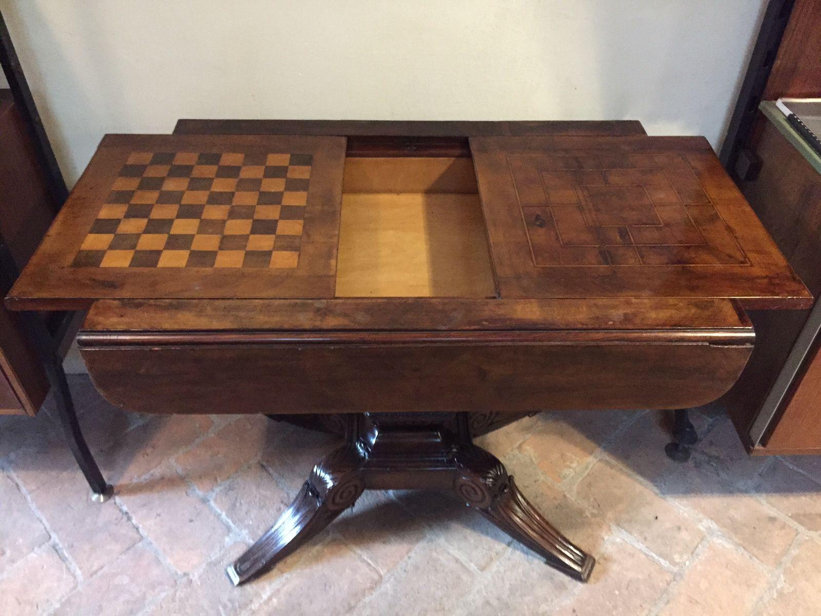 Tavolo da gioco xix secolo in vendita su pamono - Voodoo gioco da tavolo ...