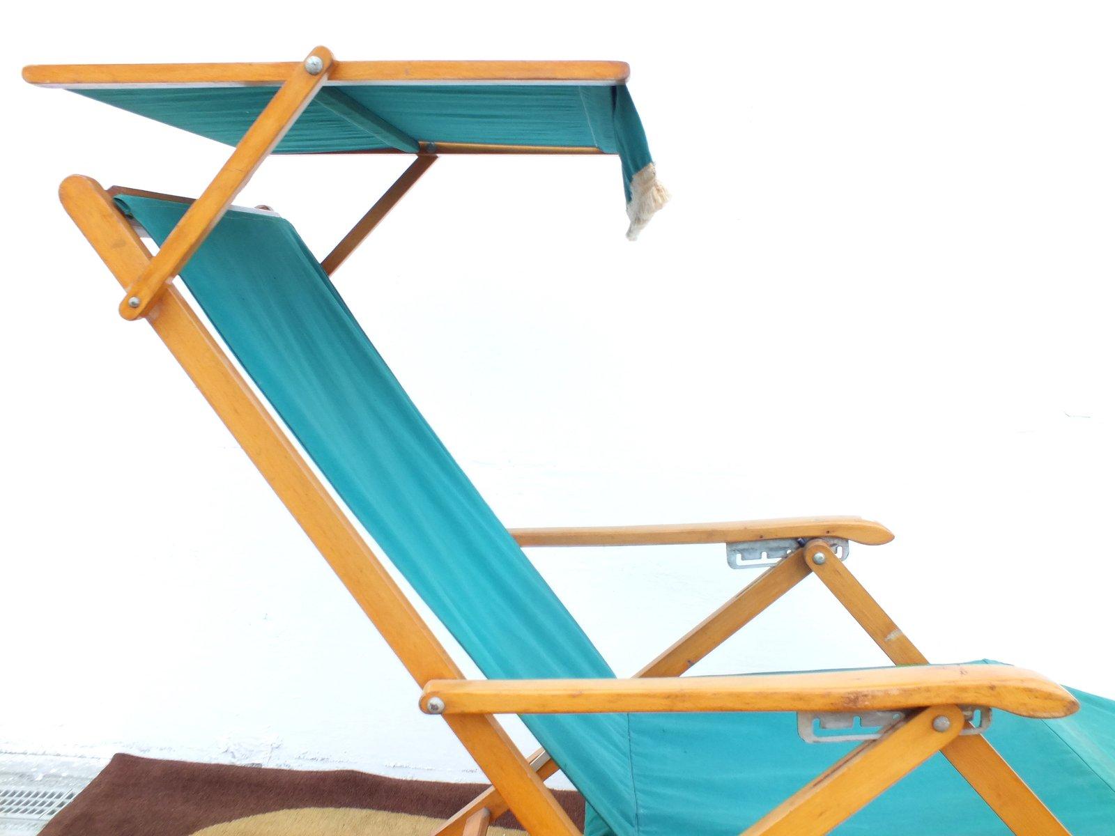 Capri klappstuhl aus holz von reguitti 1950er bei pamono for Holz klappstuhl
