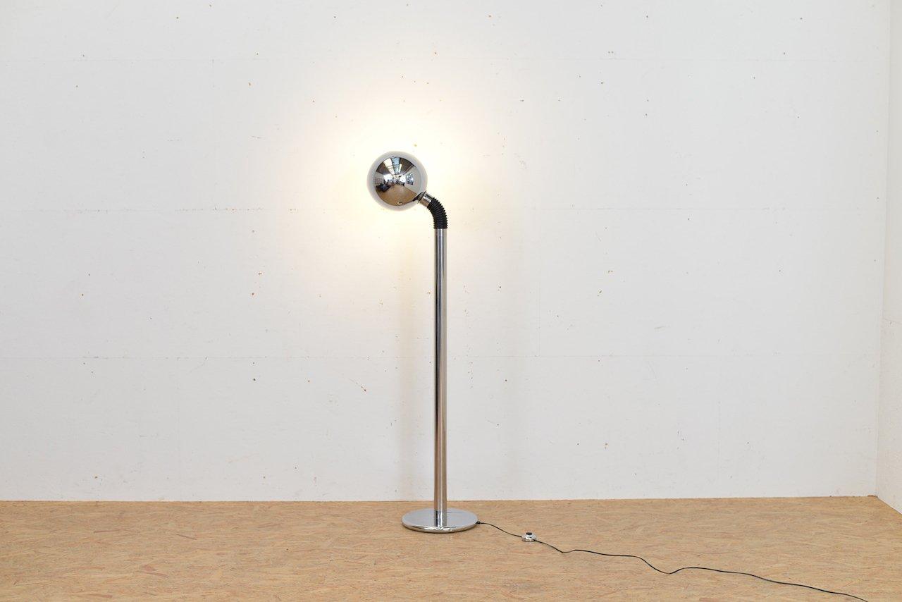 Modell Bendy Stehlampe von Targetti, 1970er
