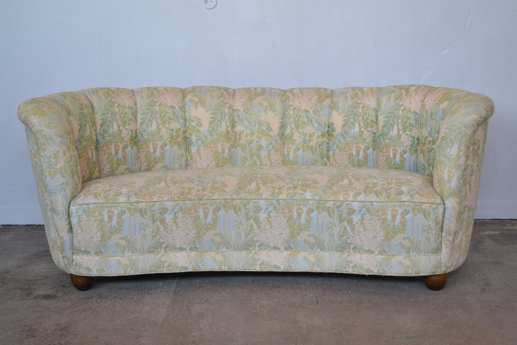 d nisches sofa 1940er bei pamono kaufen. Black Bedroom Furniture Sets. Home Design Ideas