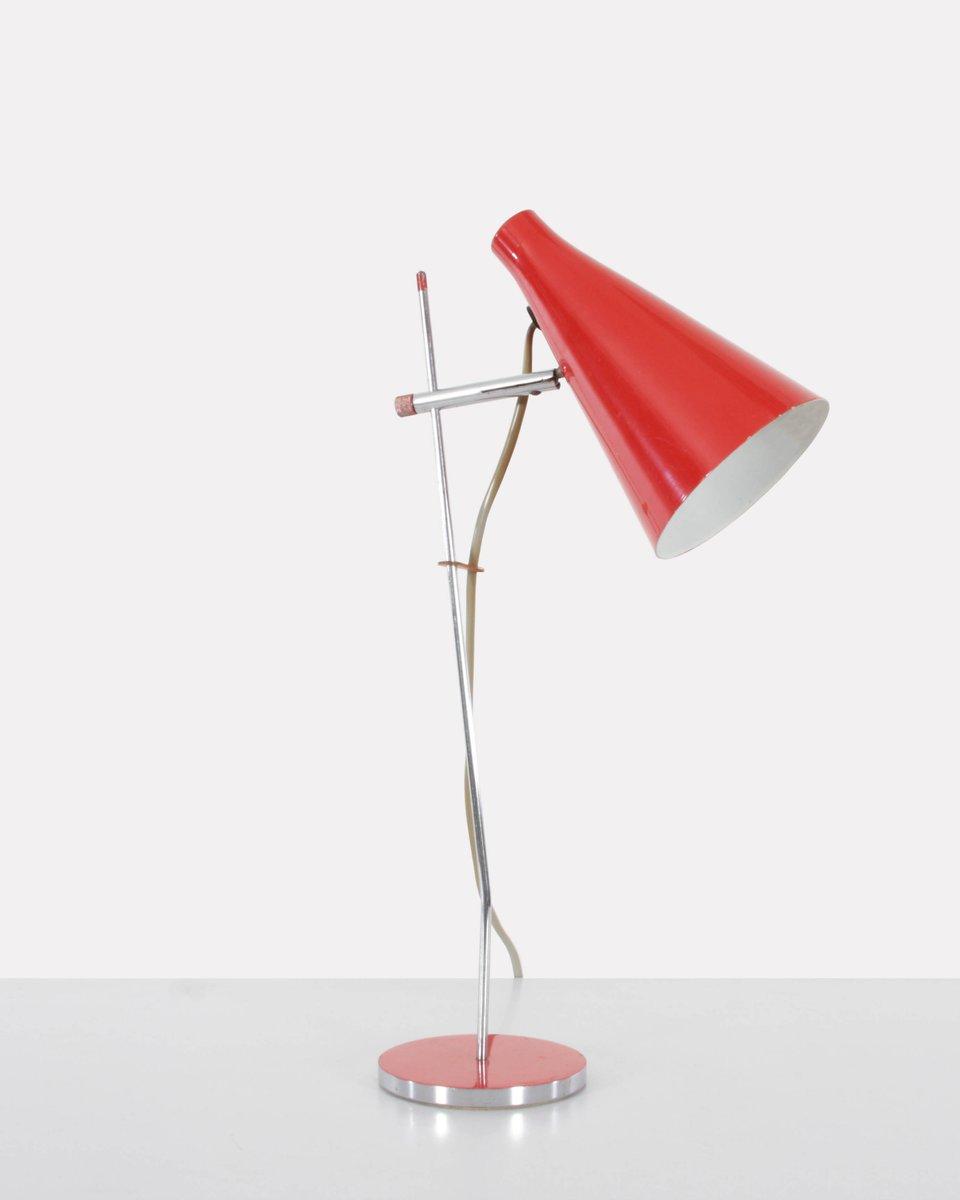 Lampe von Josef Hurka für Lidokov, 1960er