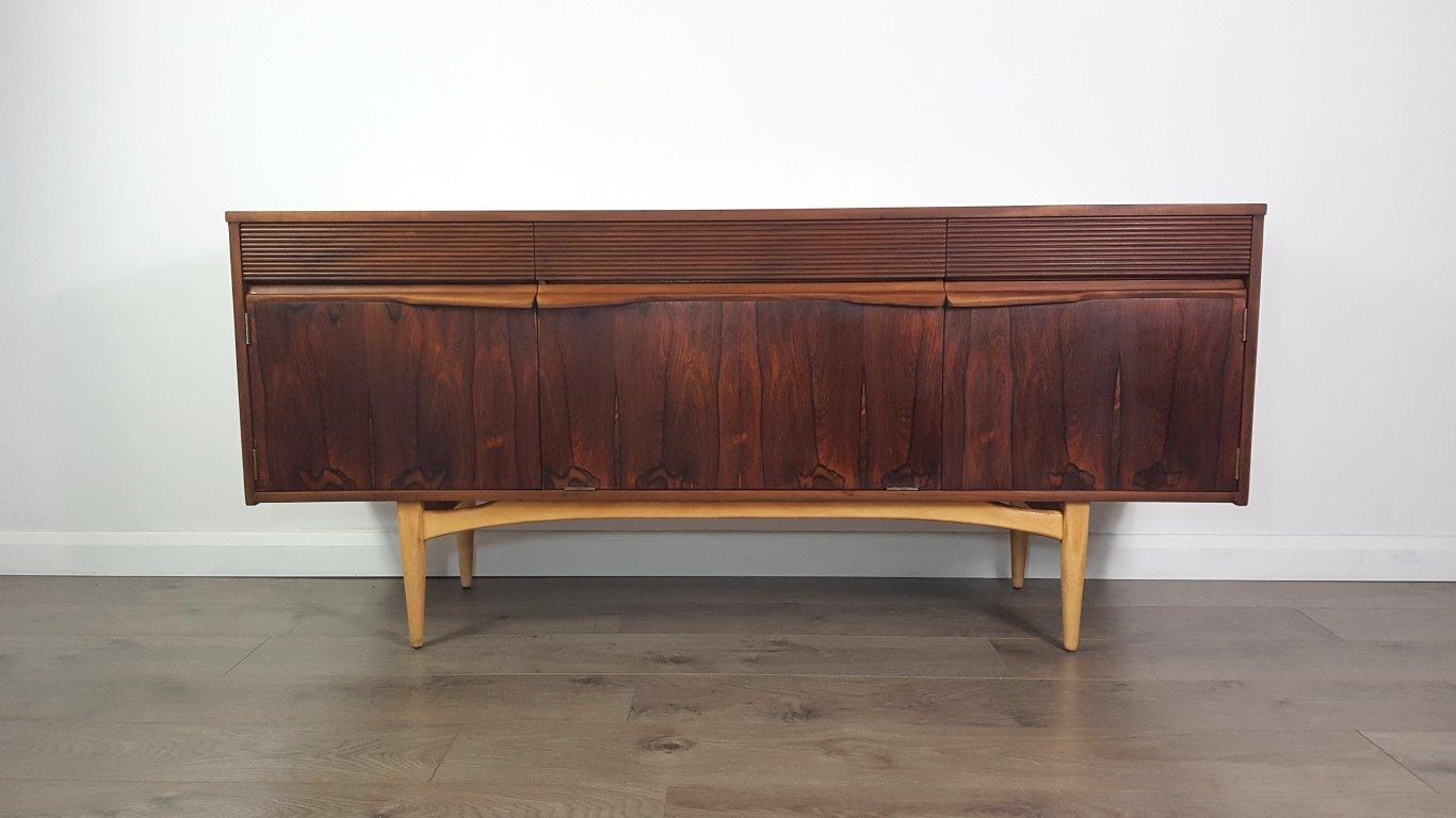 Sideboard von Elliotts of Newbury, 1960er