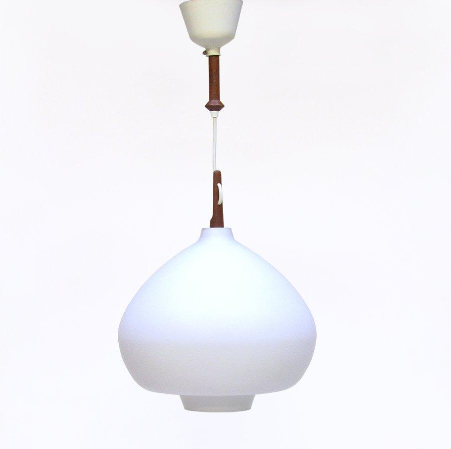 Schwedische Vintage Deckenlampe von Hans-Agne Jakobsson für AB Markary...