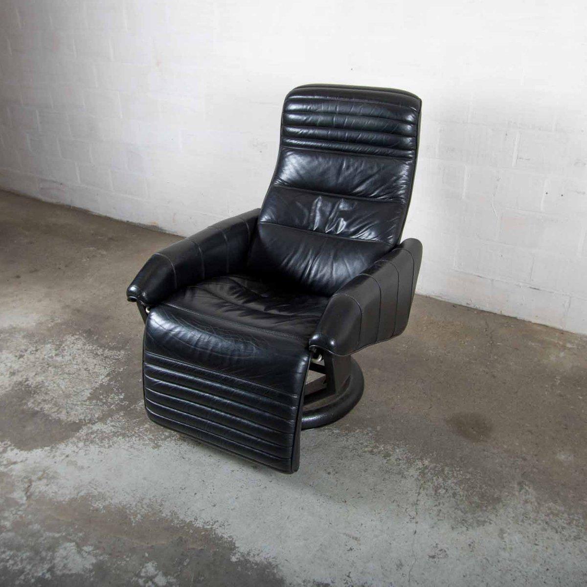 Vintage Action Recliner Sessel von Steen Ostergaard für Bramin