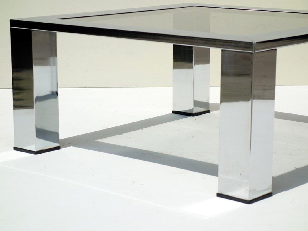 table basse moderne 1970s en vente sur pamono. Black Bedroom Furniture Sets. Home Design Ideas