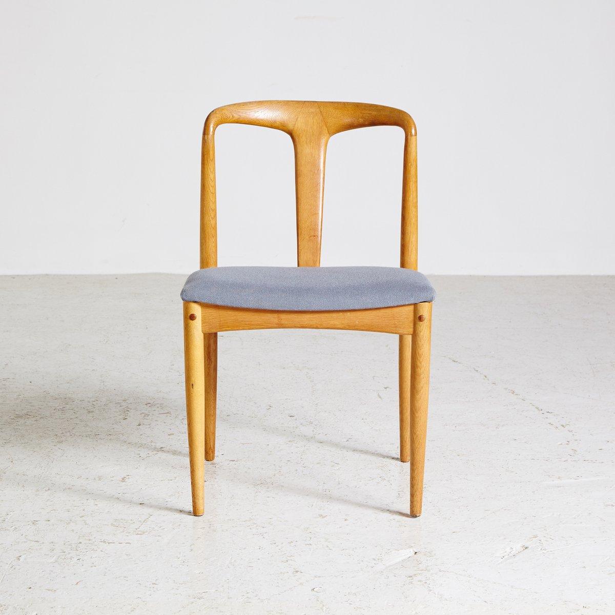 Juliane Dining Chair By Johannes Andersen For Uldum Møbelfabrik 1960s