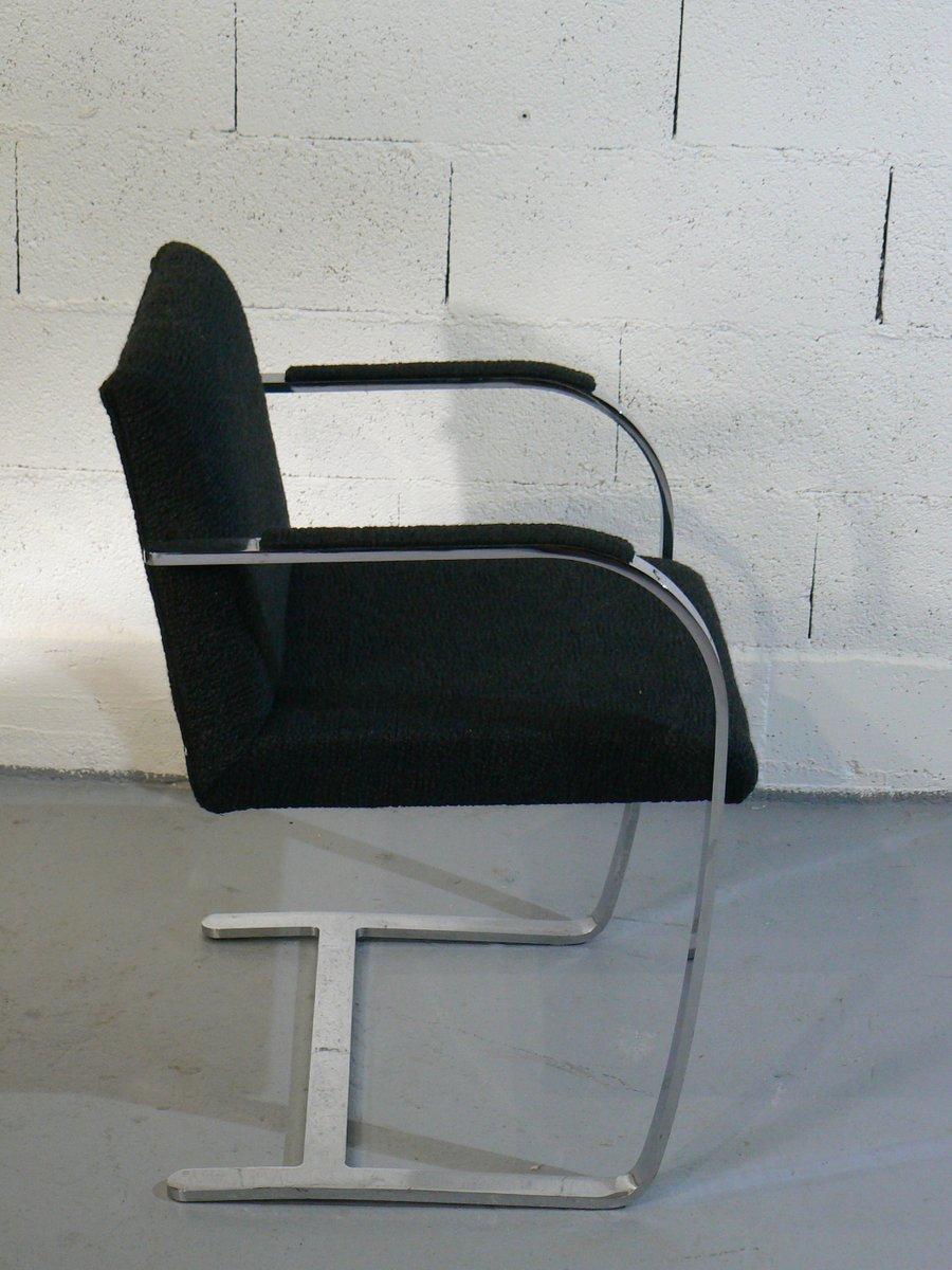 modell bnro sessel von ludwig mies van der rohe f r knoll international bei pamono kaufen. Black Bedroom Furniture Sets. Home Design Ideas