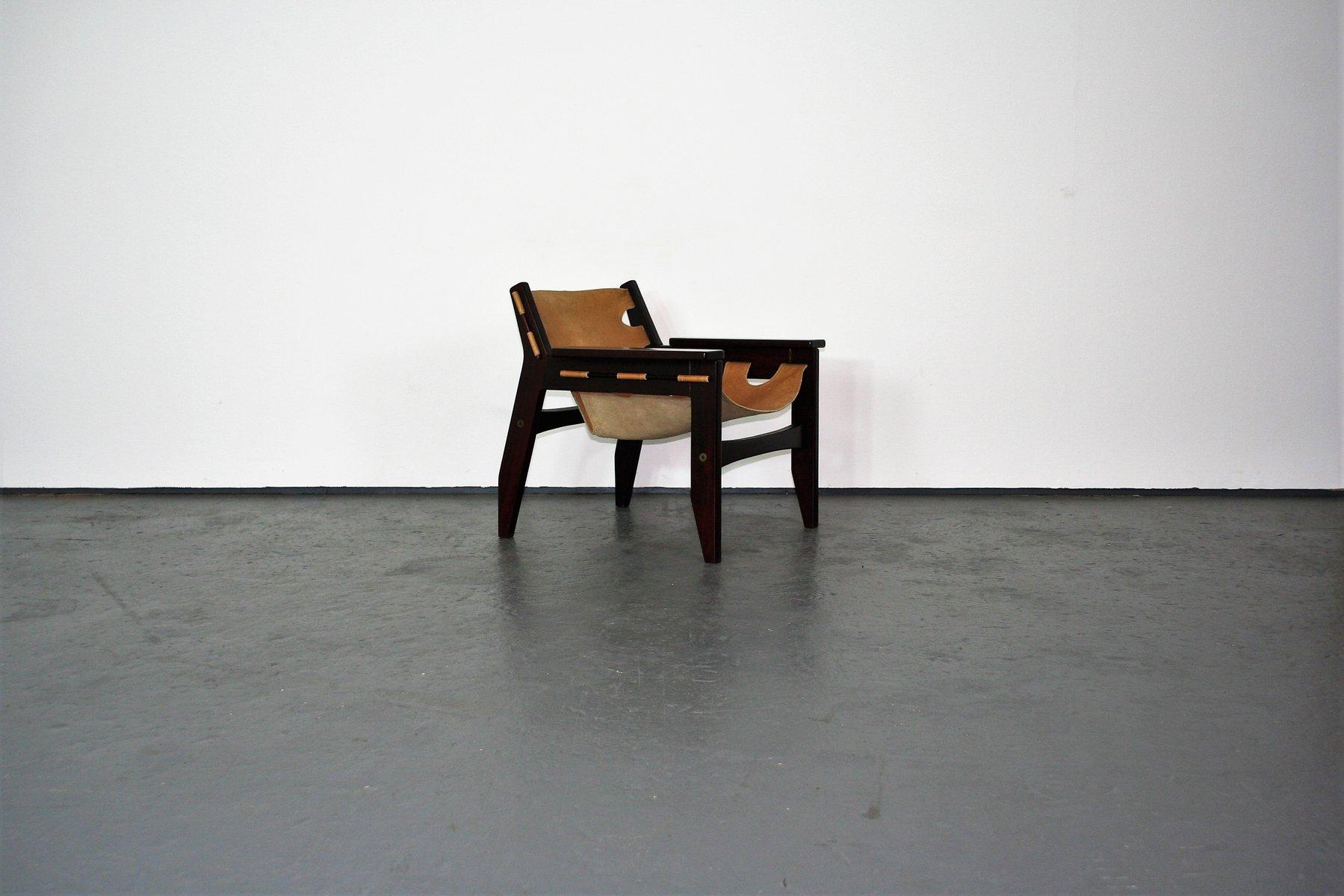 Modell Kilin Sessel von Sergio Rodrigues, 1970er