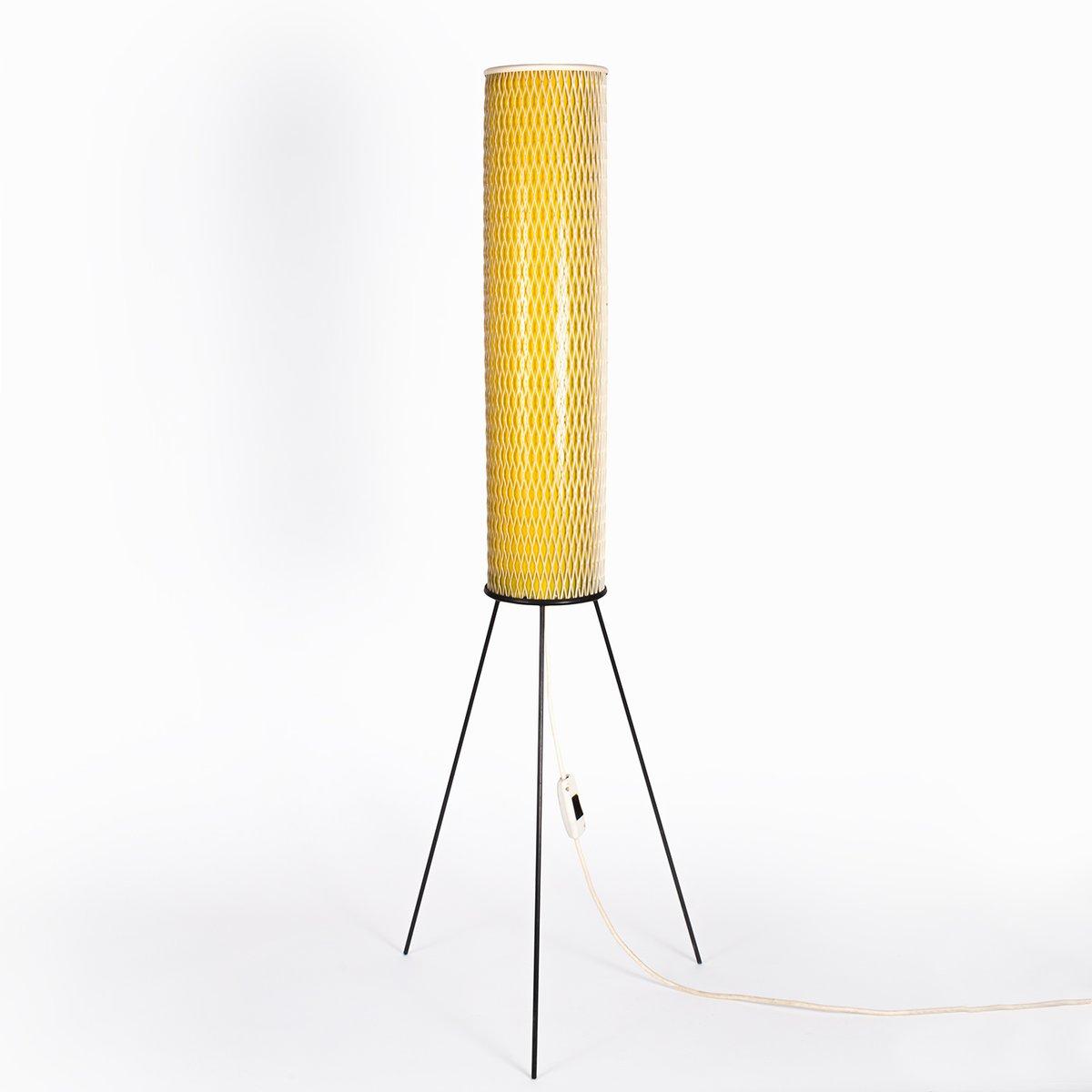 Vintage 1706 Stehlampe von Josef Hurka für Napako