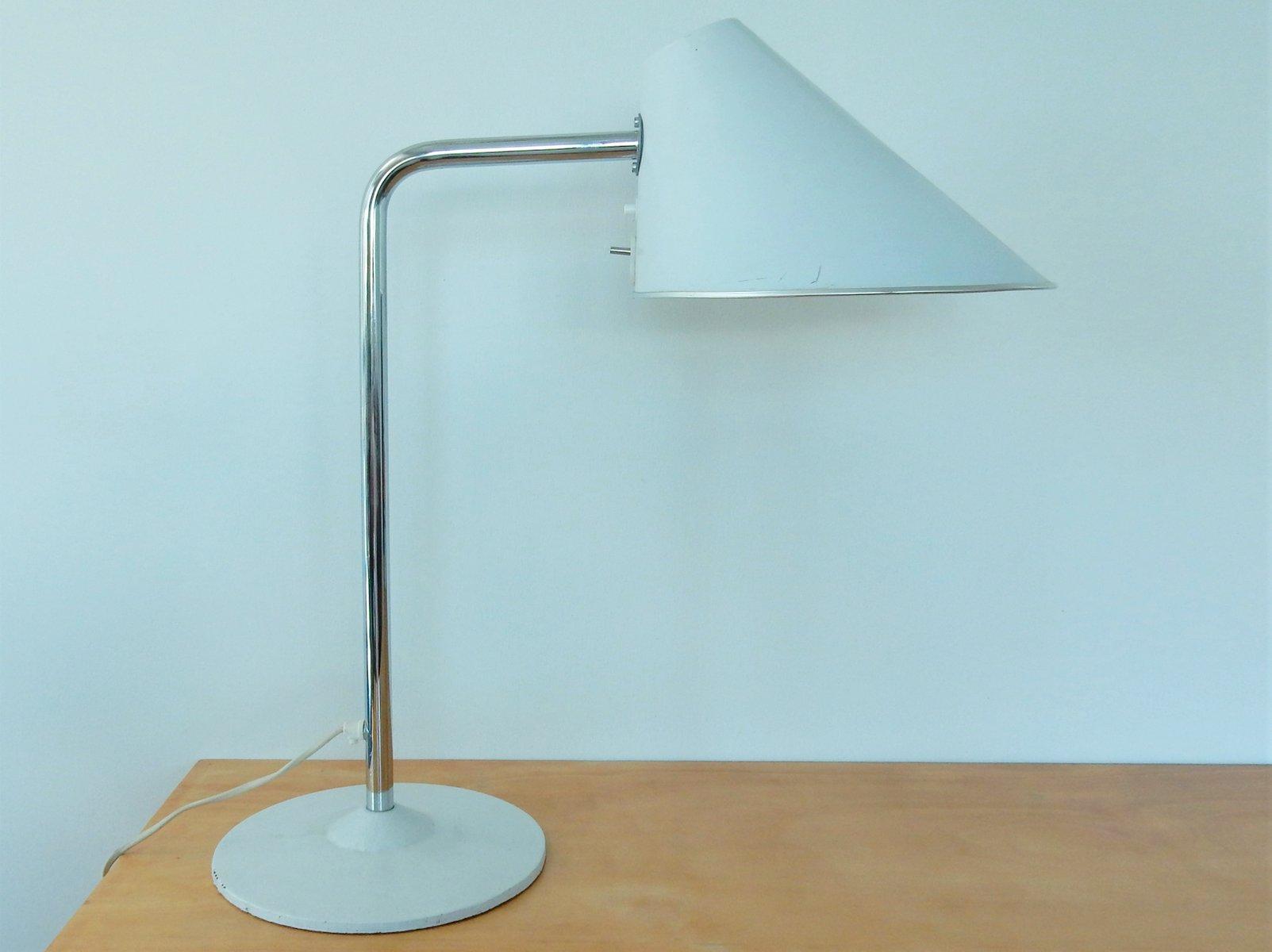 Schwedische Vintage Delux Schreibtischlampe von S. Björklund & L. Gust...