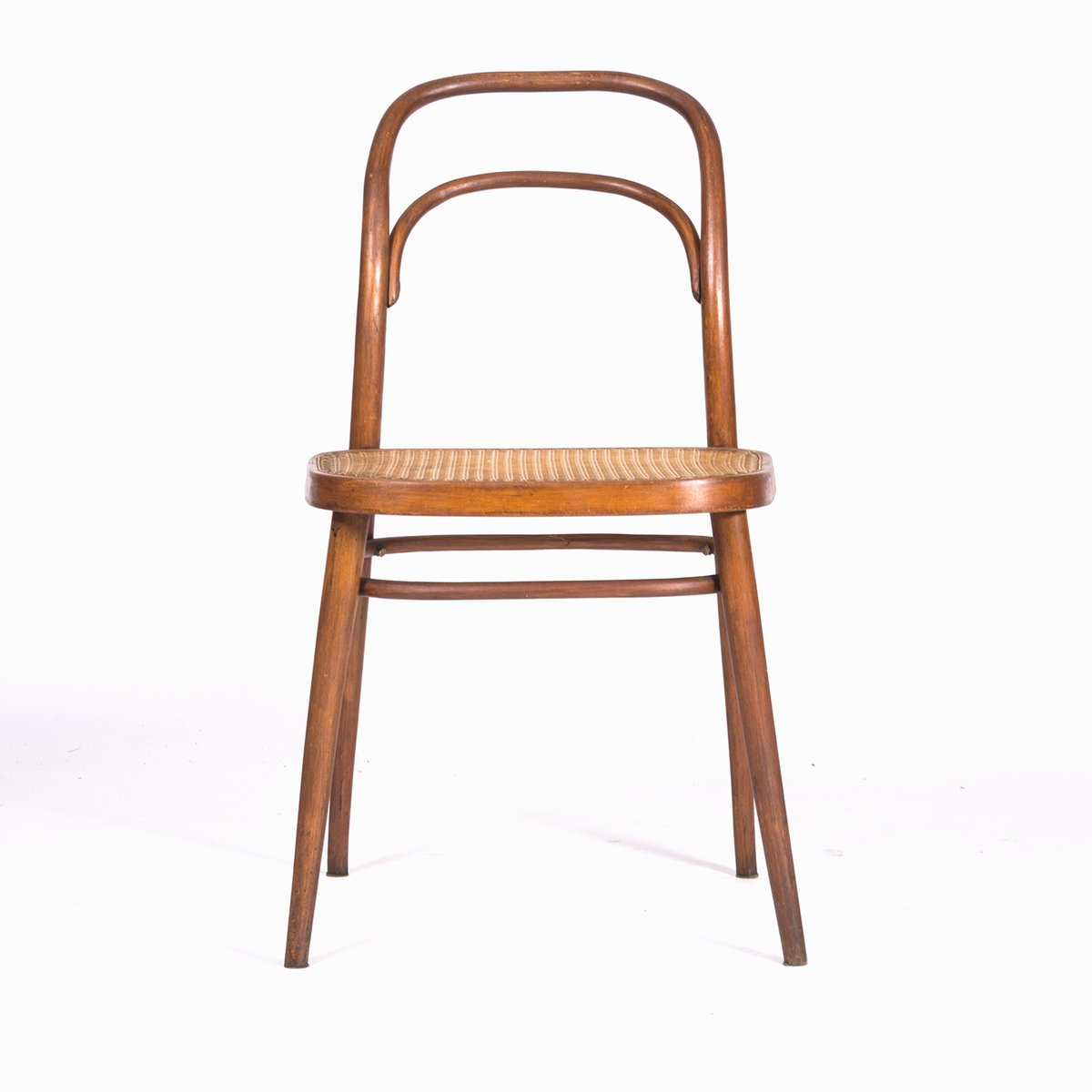 Vintage Wooden Chair From Ton