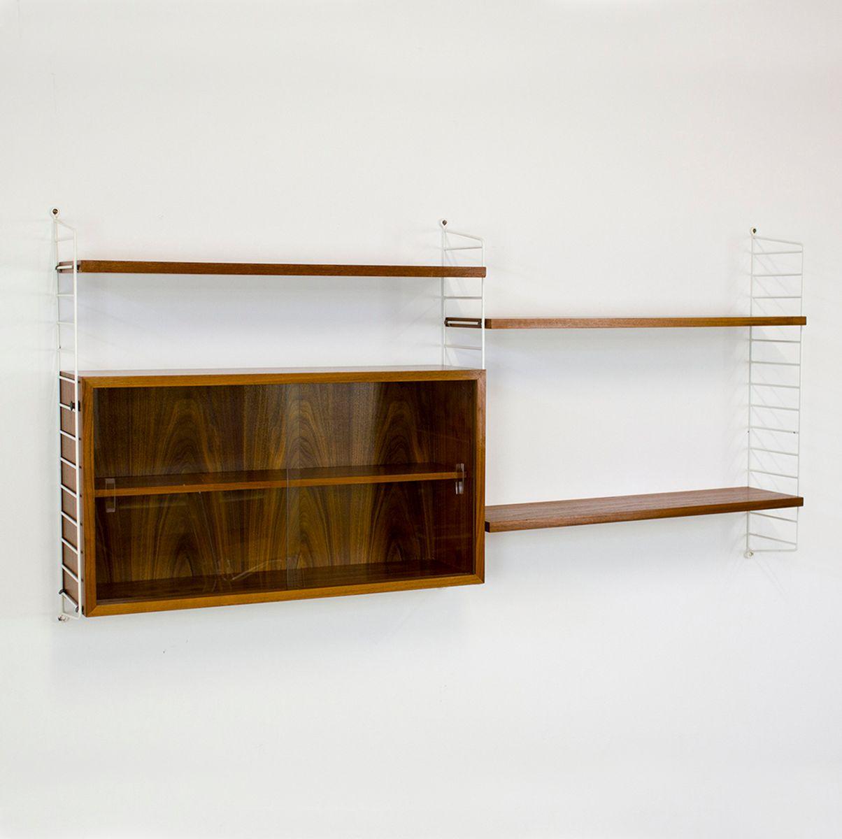 nussbaum wandregal affordable wandregal aus glas schn regal modern nussbaum glas dazibao by. Black Bedroom Furniture Sets. Home Design Ideas