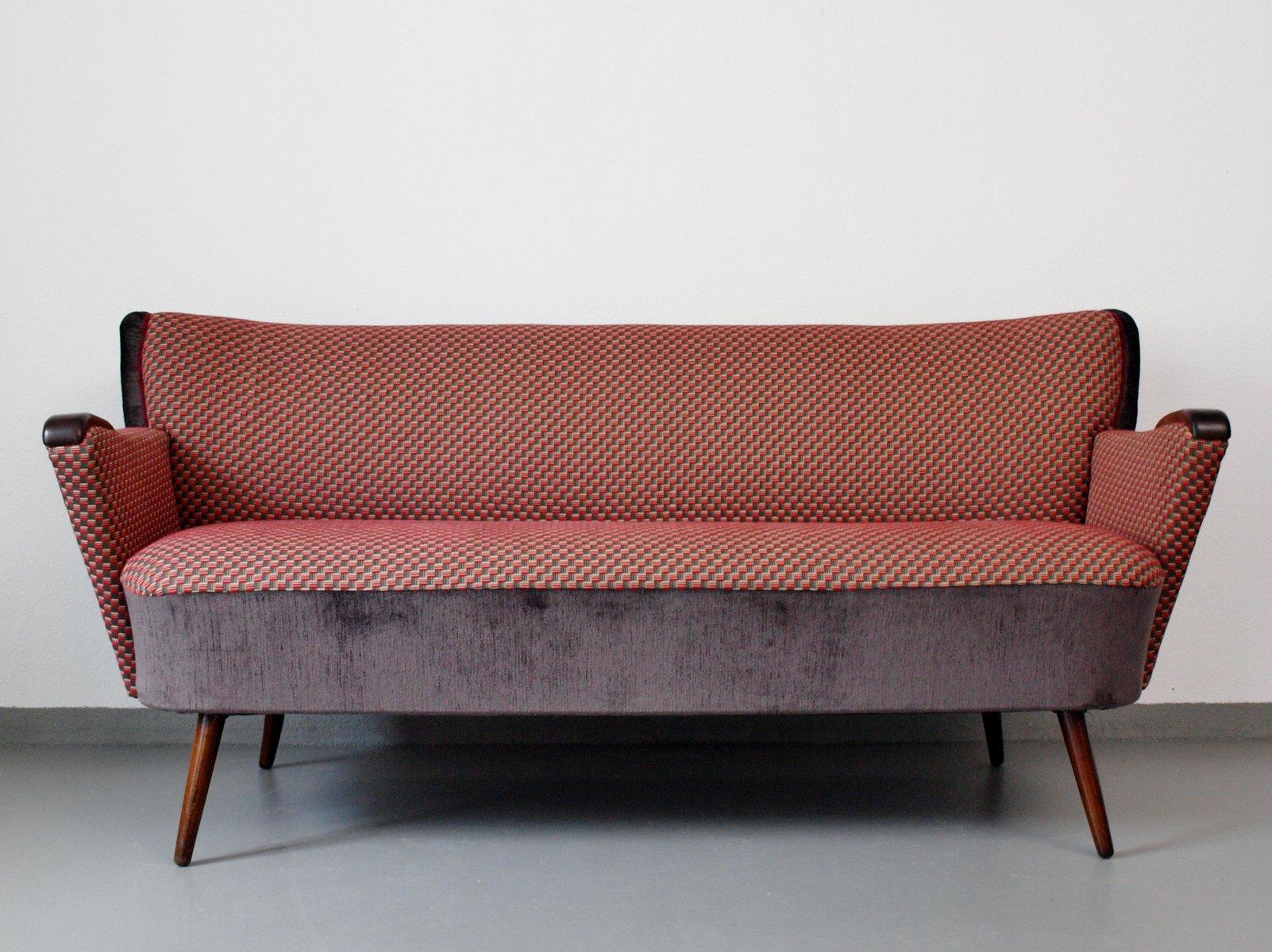 Mid-Century 3-Sitzer Sofa
