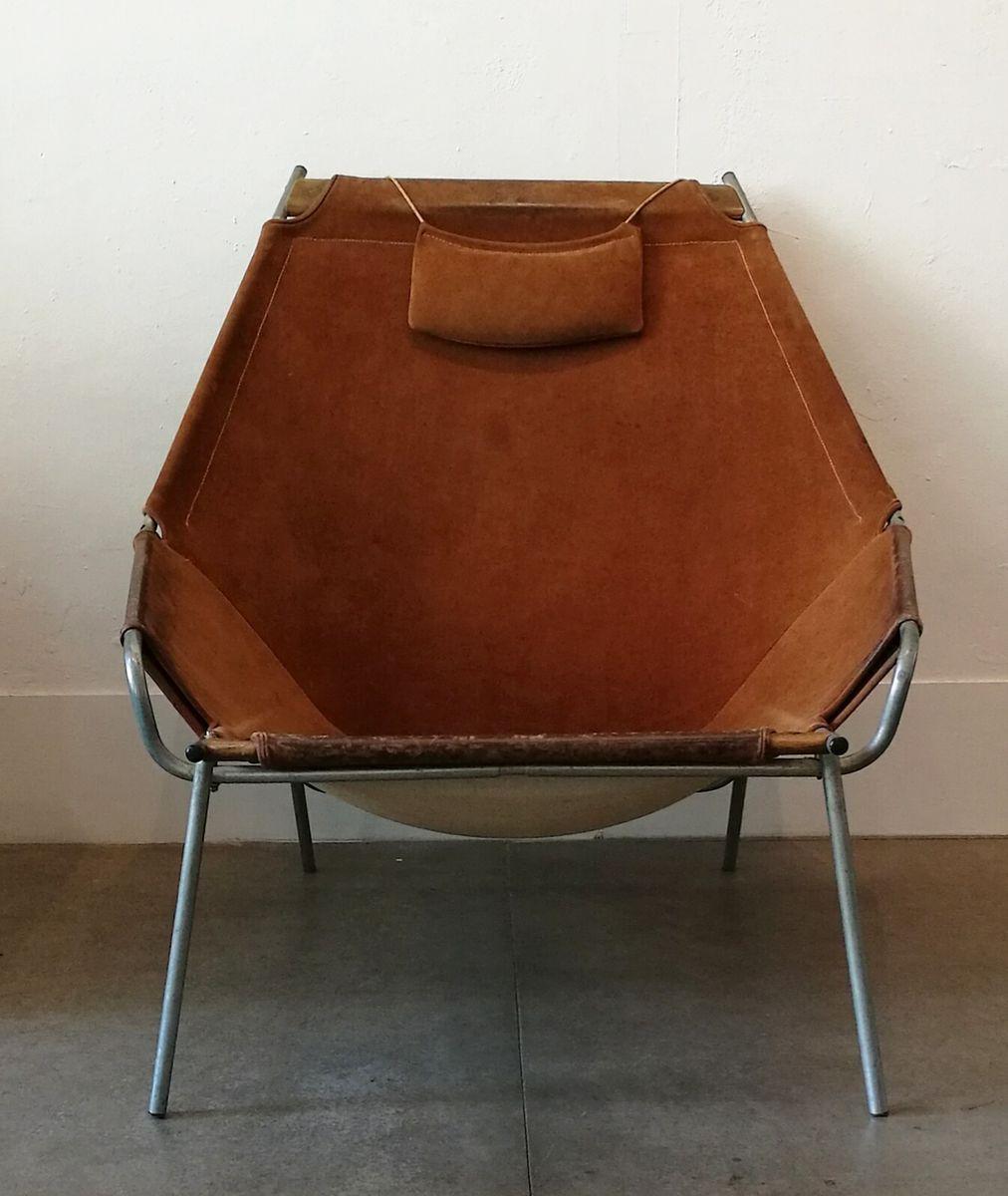 Dänische J361 Sessel von Erik Ole Jørgensen für Bovirke, 1960er