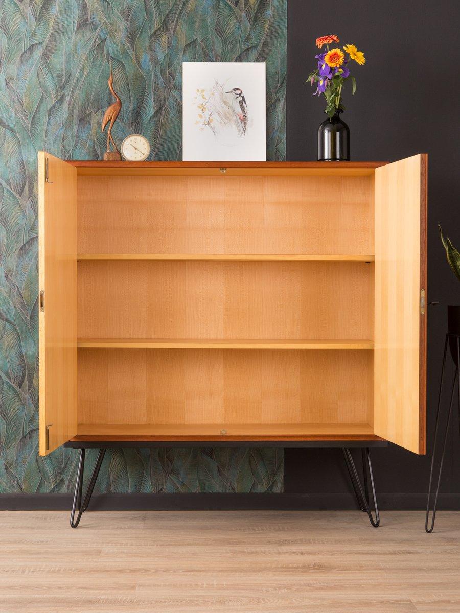 meuble en contreplaqu de teck 1960s en vente sur pamono. Black Bedroom Furniture Sets. Home Design Ideas