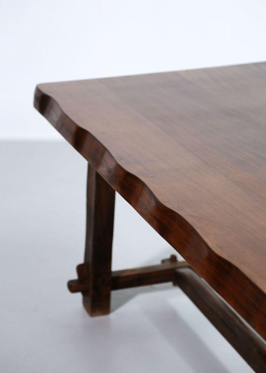 finnischer esstisch von olavi h nninen f r mikko nupponen 1960er bei pamono kaufen. Black Bedroom Furniture Sets. Home Design Ideas