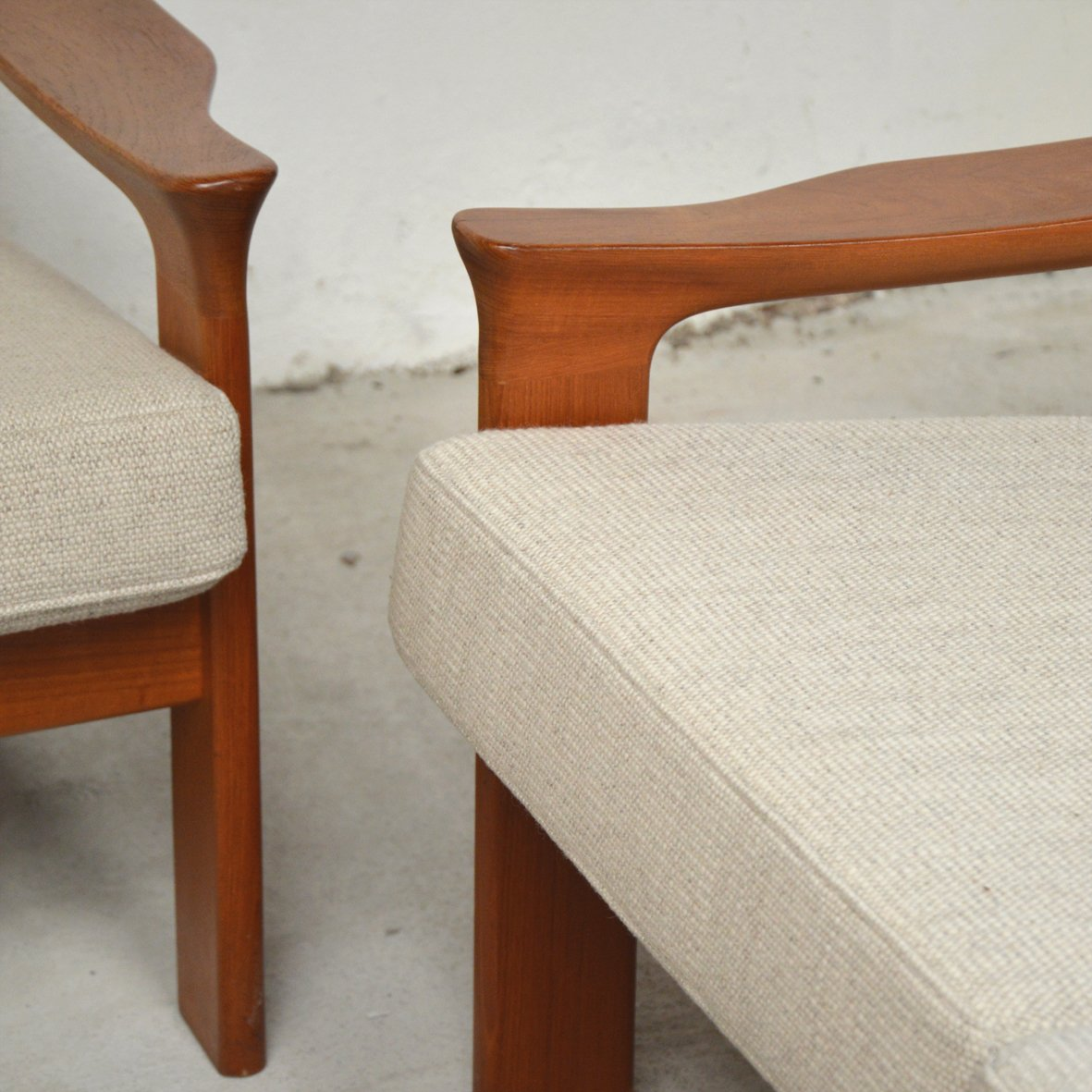 Living Room Set from Mikael Laursen, 1960s for sale at Pamono