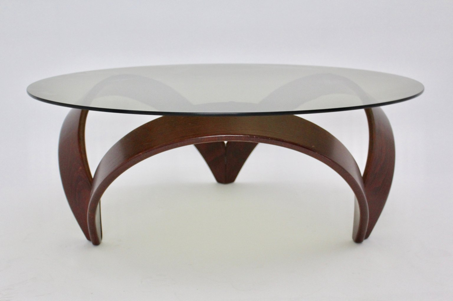 Vintage Beech Coffee Table 1970s For Sale At Pamono