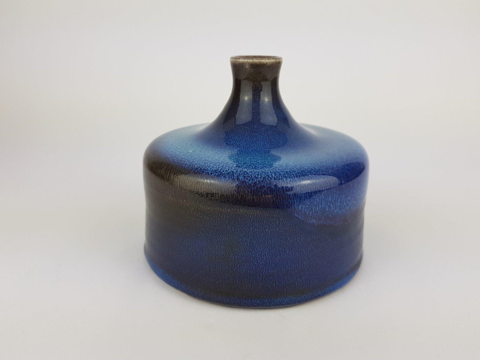 Vintage Studio Vase von Heiner Balzar