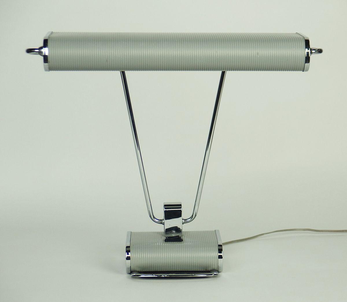 Vintage Schreibtischlampe von Jumo, 1950er