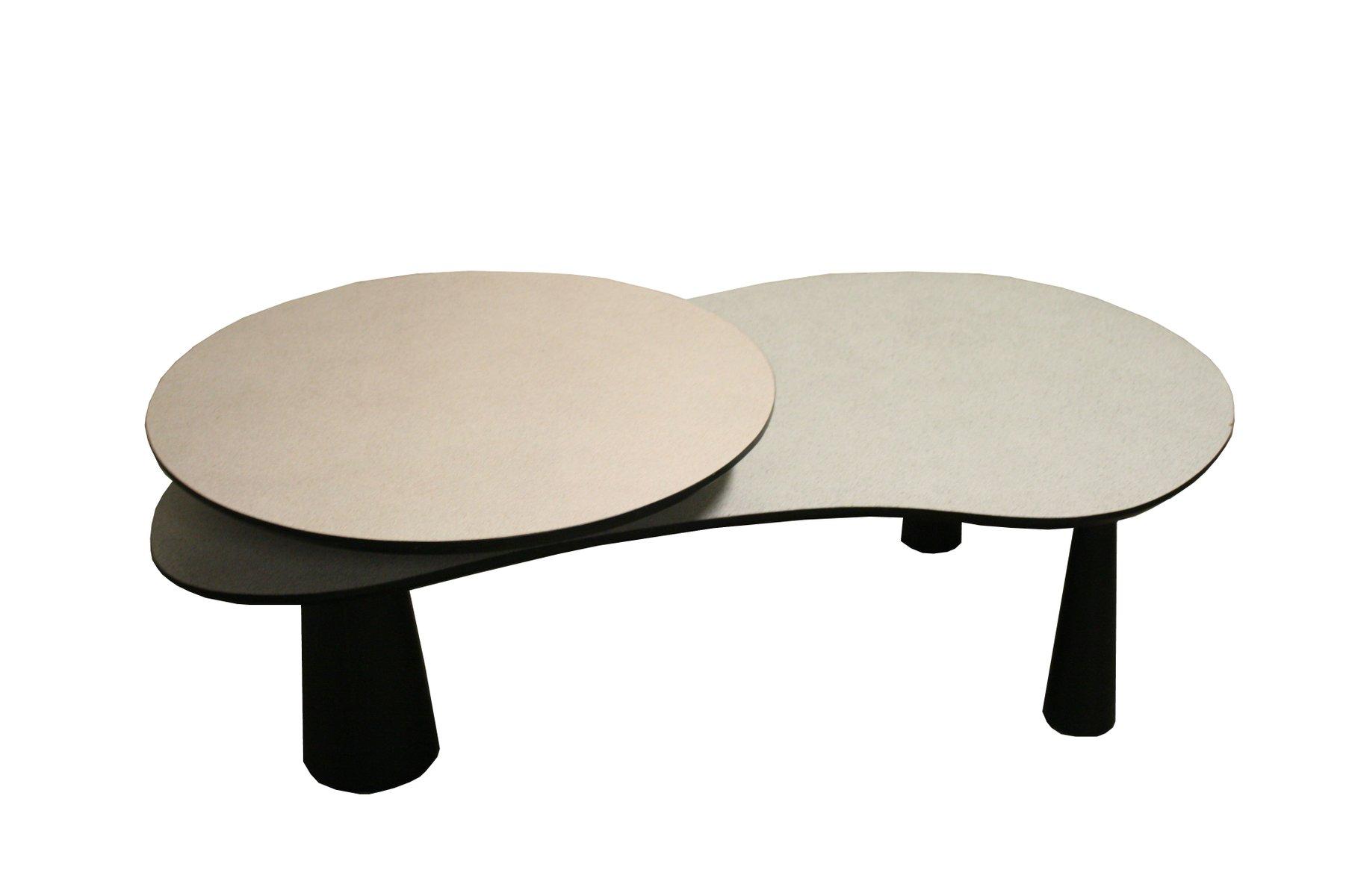 table basse style memphis vintage 1980s en vente sur pamono. Black Bedroom Furniture Sets. Home Design Ideas
